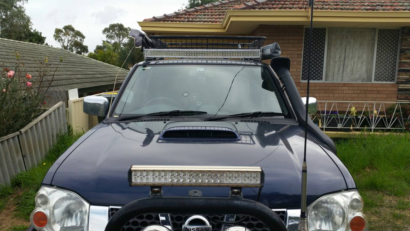 lightbar mounts - The Navara Forum