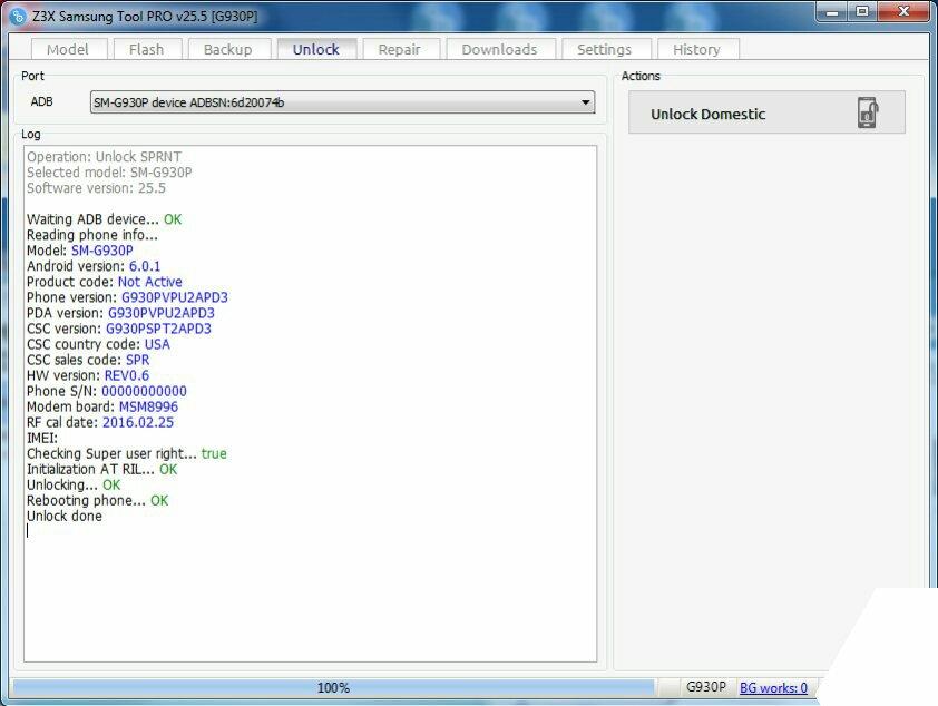 G930P/G935P unlock PD3 - GSM-Forum