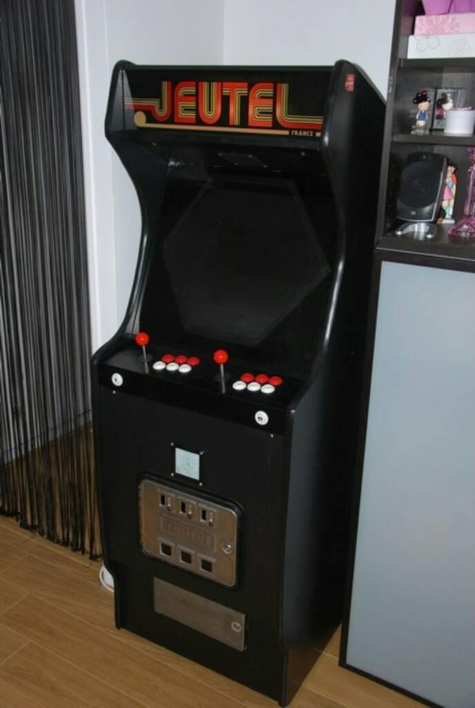 Hfs play afficher le sujet tuto construire sa borne - Borne d arcade maison ...