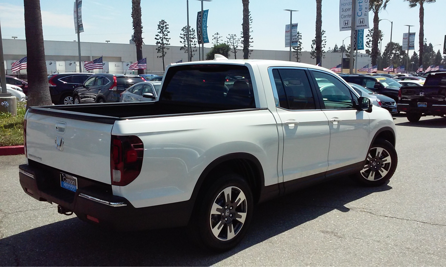 Drove It Home Today - Page 4 - Honda Ridgeline Owners Club Forums