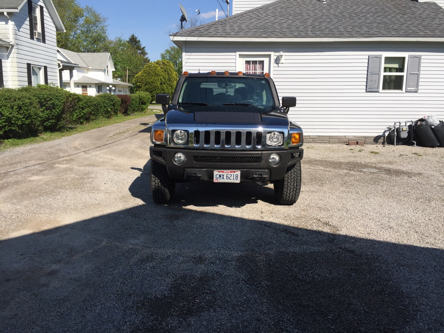 Picture of 2007 hummer h3 4 dr base exterior -  2007 Hummer H3 Base Purchased Her May 28th Of Last Year