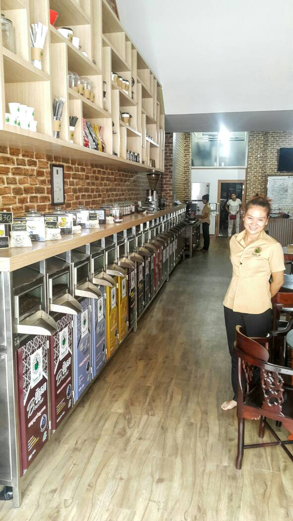 Founan Coffee Roasters - khmer440 com - Cambodia Forums