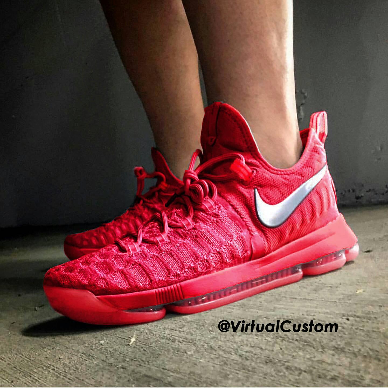 Nike KD rojas