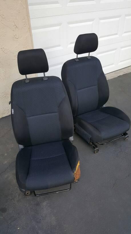 scion tc seats toyota 4runner forum largest 4runner forum. Black Bedroom Furniture Sets. Home Design Ideas