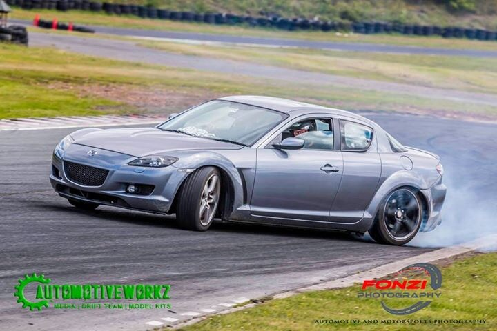 RX8, I did it to prove they drift  | Driftworks Forum