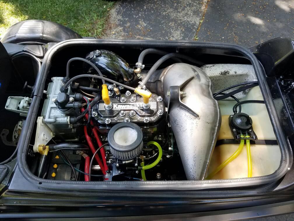 Custom Kawasaki 750sx