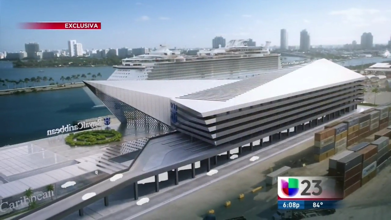 RCCL Returns To Port Miami With BIG News  Cruise Critic Message Board Forums