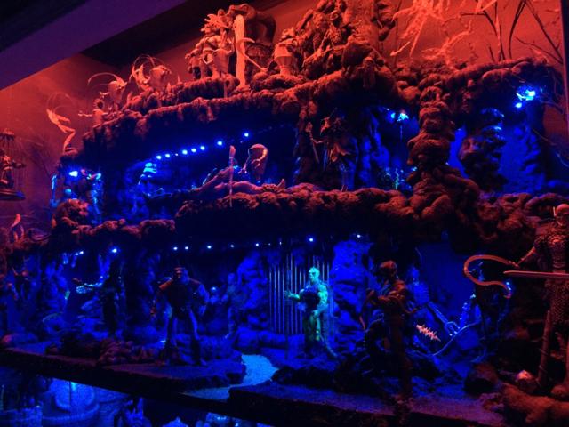 motuc snake mountain castle grayskull dioramas the fwoosh forums
