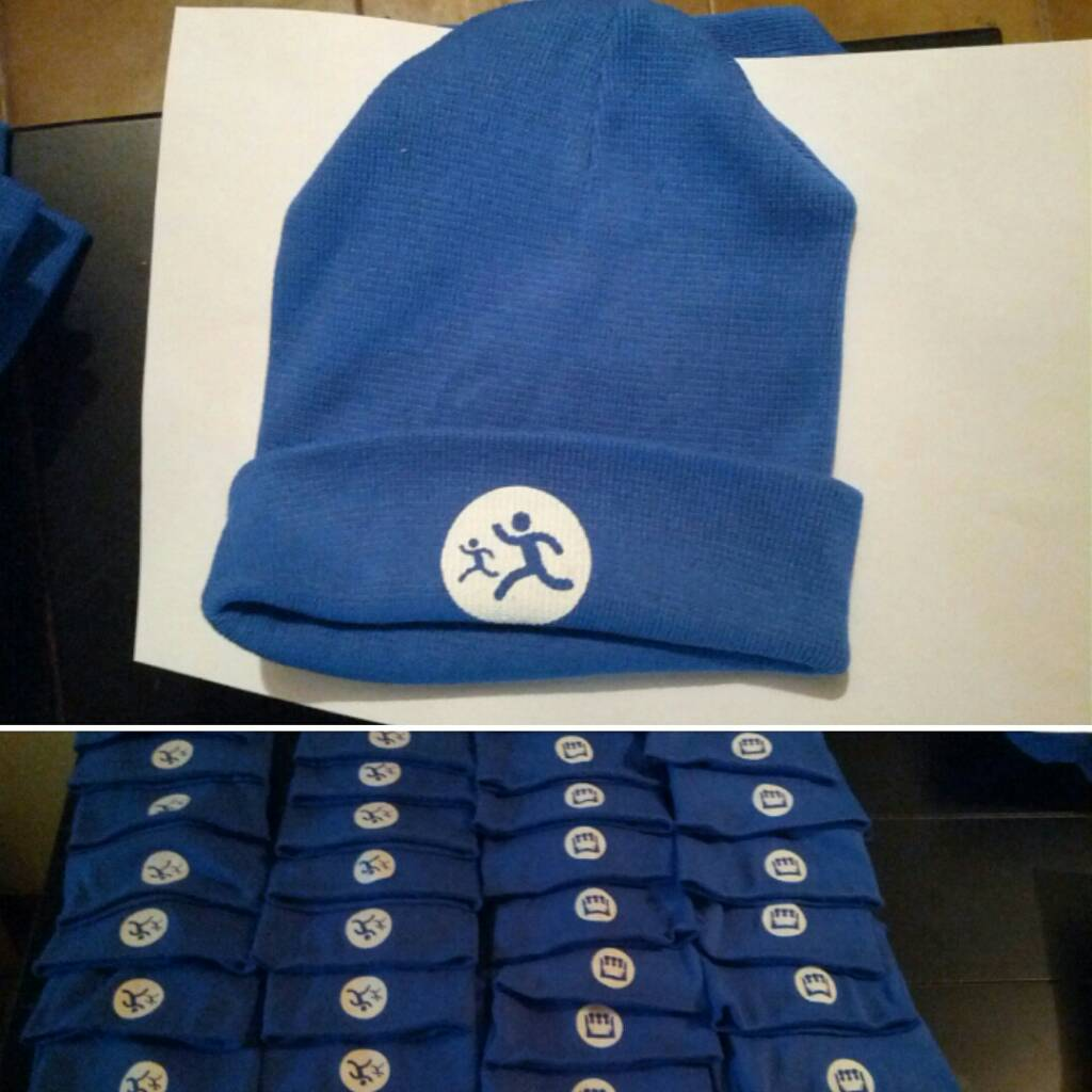 Waterbase screen printing on beanies done t shirt forums for Water based t shirt printing