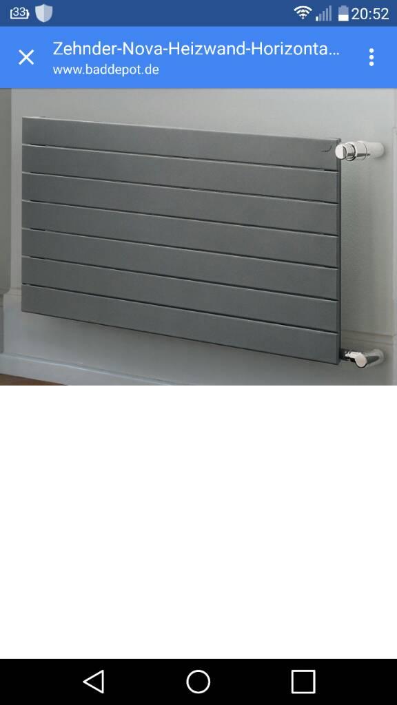 kleiner heizk rper f r g ste wc. Black Bedroom Furniture Sets. Home Design Ideas