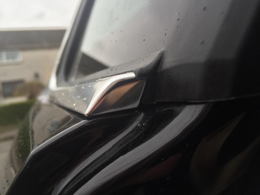 Chrome Silver Door Trim Change Audi Sport Net