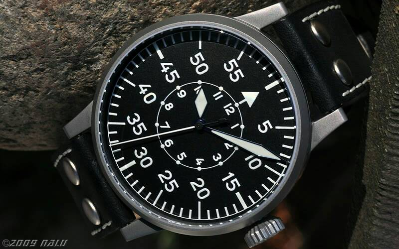 pilot/military watches with cool history