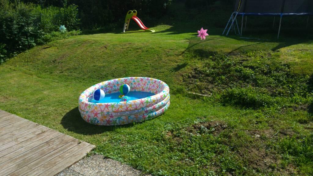 Garten neu anlegen tipps seite 2 - Pool untergrund begradigen ...