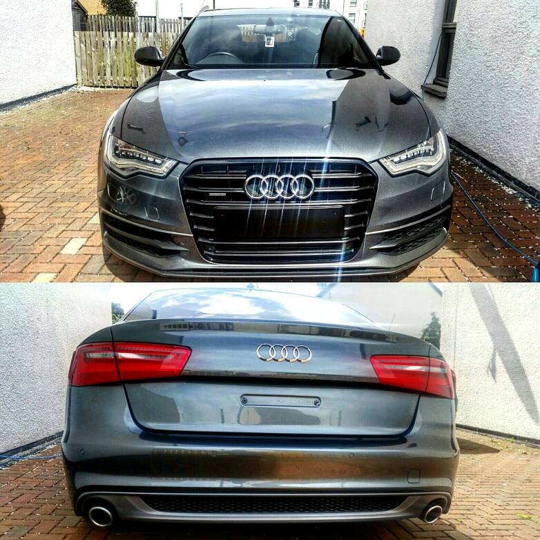 New To The C - Audi a6 forum