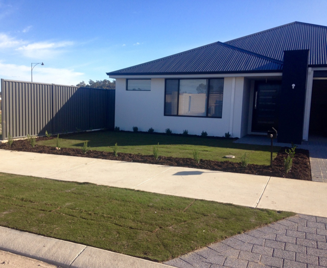 Blueprint Home Finished - waiting for key handover!