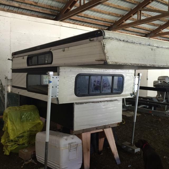 1990 Roamin Chariot Pop Up Camper Project Expedition Portal