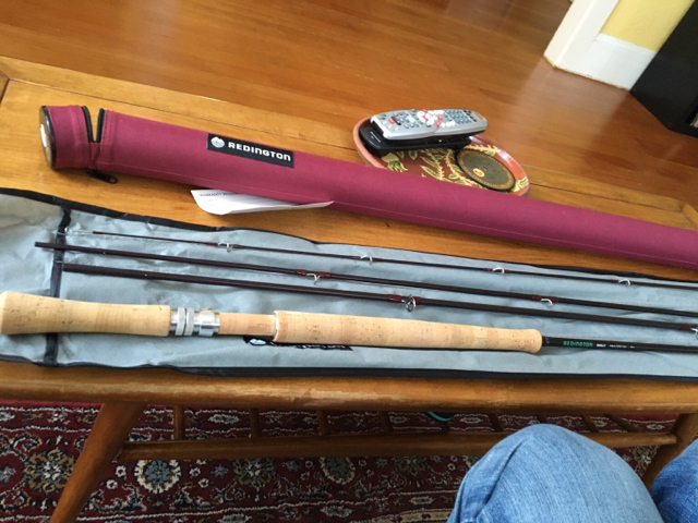 John's fly fishing 'kit' collection on ebay!