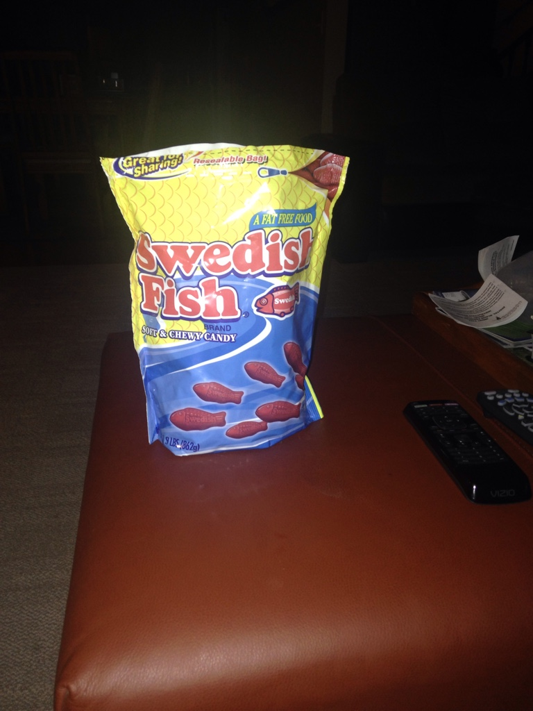 What flavor are swedish fish the honey hole for What flavor are swedish fish