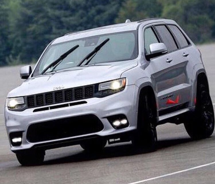 2014 2017 Jeep Grand Cherokee The Flagship Jeep Luxury Suv | Book DB