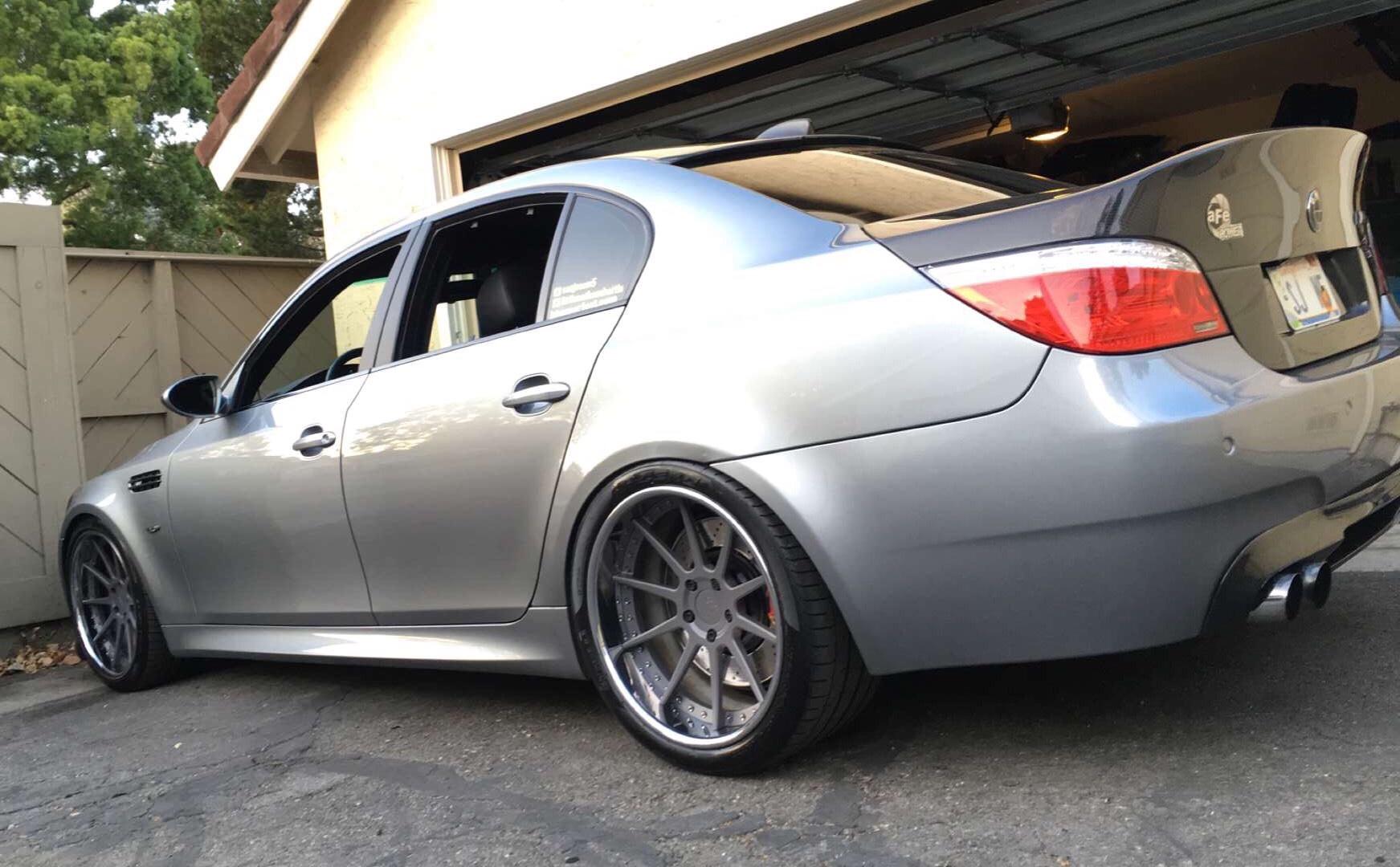 ... ) For Sale E60 m5 csl carbon fiber trunk - BMW M5 Forum and M6 Forums