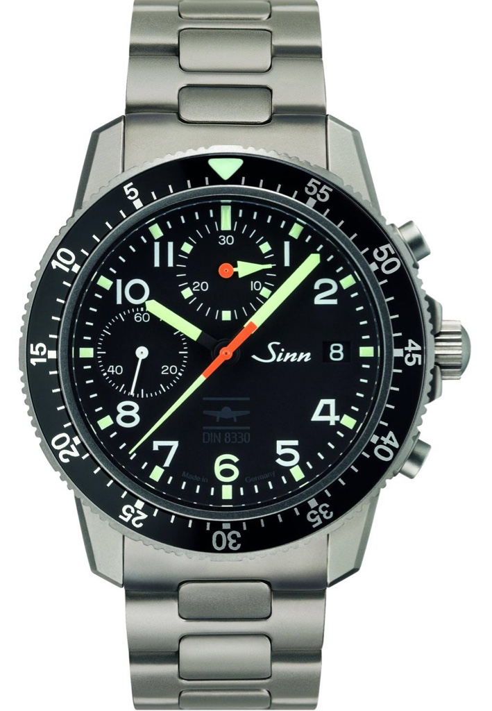 New Sinn TESTAF DIN 8330 models