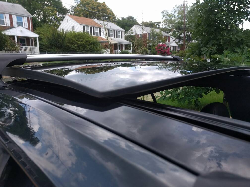 Vwvortex Com Roof Rack Clearance Issues Any Insights