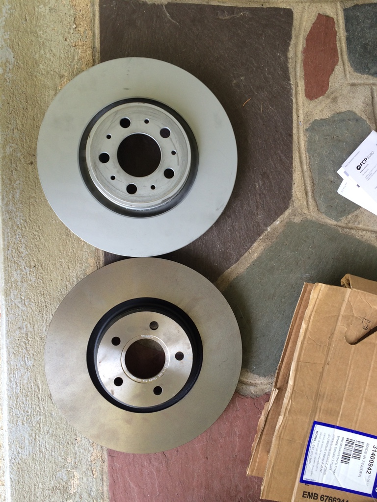 Swedespeed Forums Acura TL Brembo Calipers On P Cars - Acura tl brembo calipers