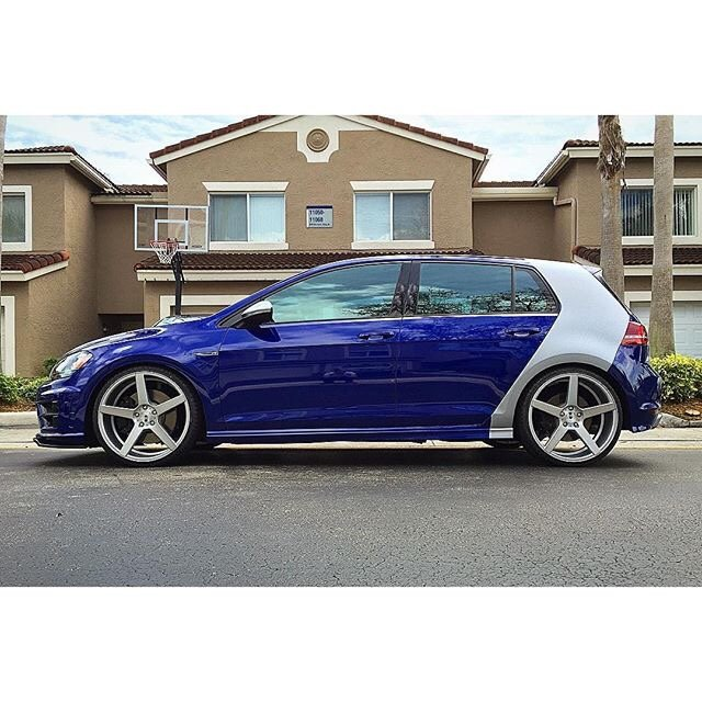 Official Vinyl Wrap And Decals Thread GOLFMK7 VW GTI