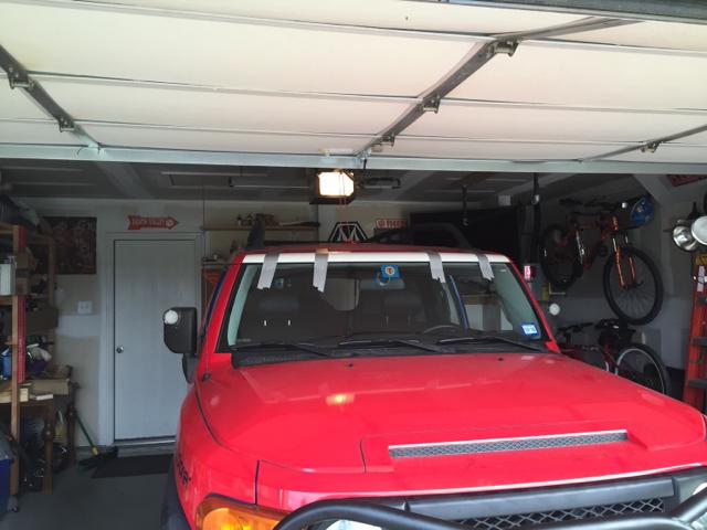 Toyota fj cruiser forum view single post dfw version for Garage toyota valence