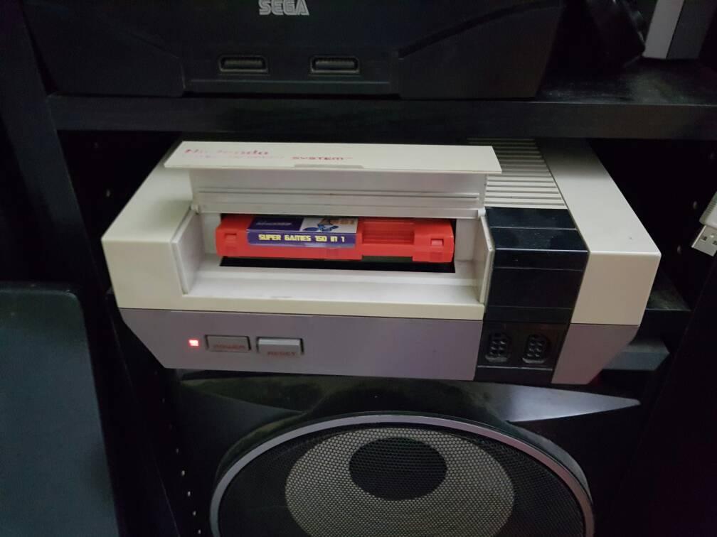 Nintendo Classic Mini Una Nes Con 30 Juegos Incorporados