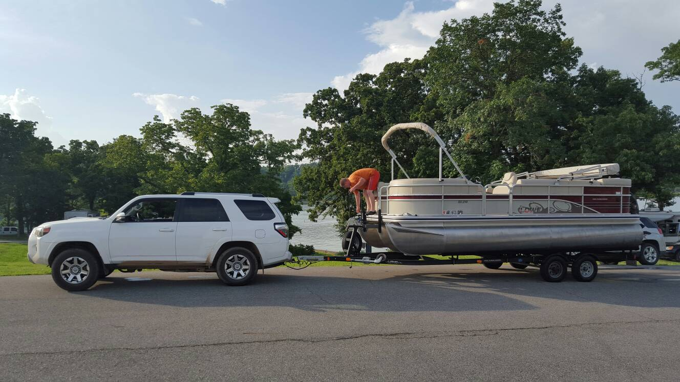 4runner And Towing Boat Page 3 Toyota 4runner Forum