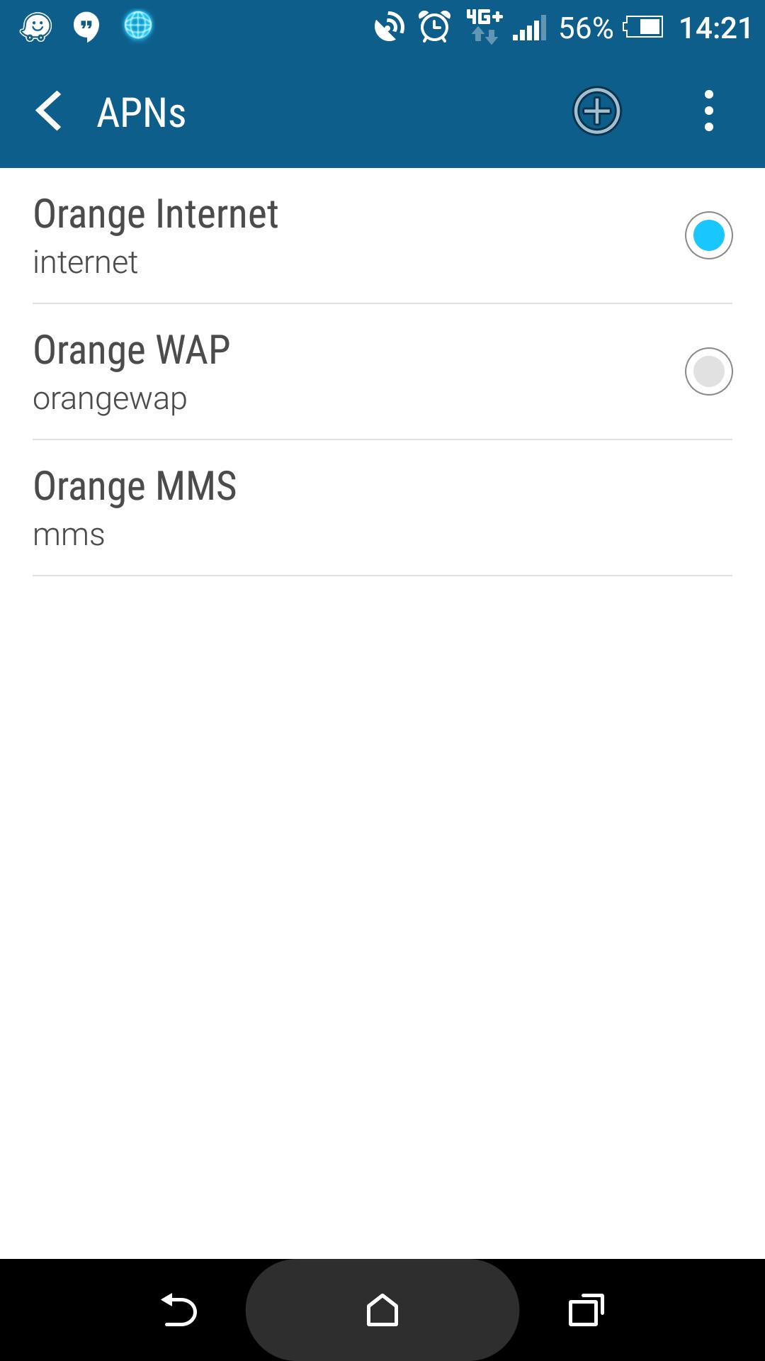 waze.com • View topic - Waze won\'t connect, says \