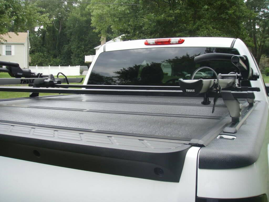 Hard Tonneau cover with rack system? - TundraTalk.net ...