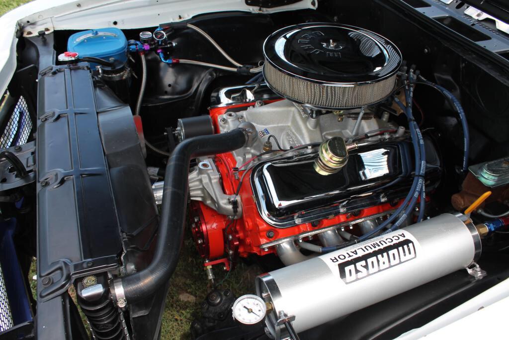 Vortecpro 454 Peanut Port Engine Build And Drag Test - Page