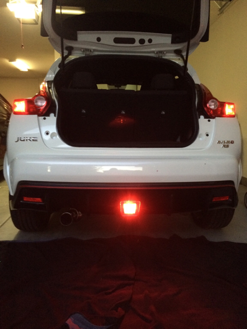 Nismo Rs Rear Fog Light