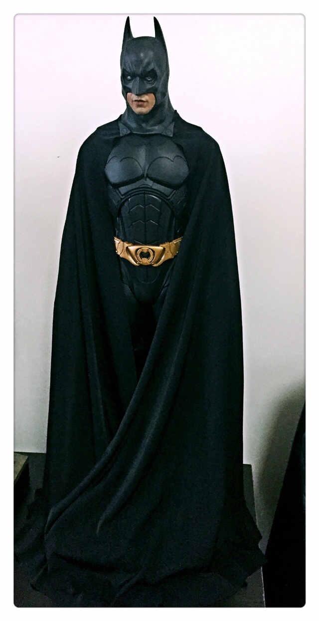 Neca 1 4 Scale Batman Begins Batman Page 80
