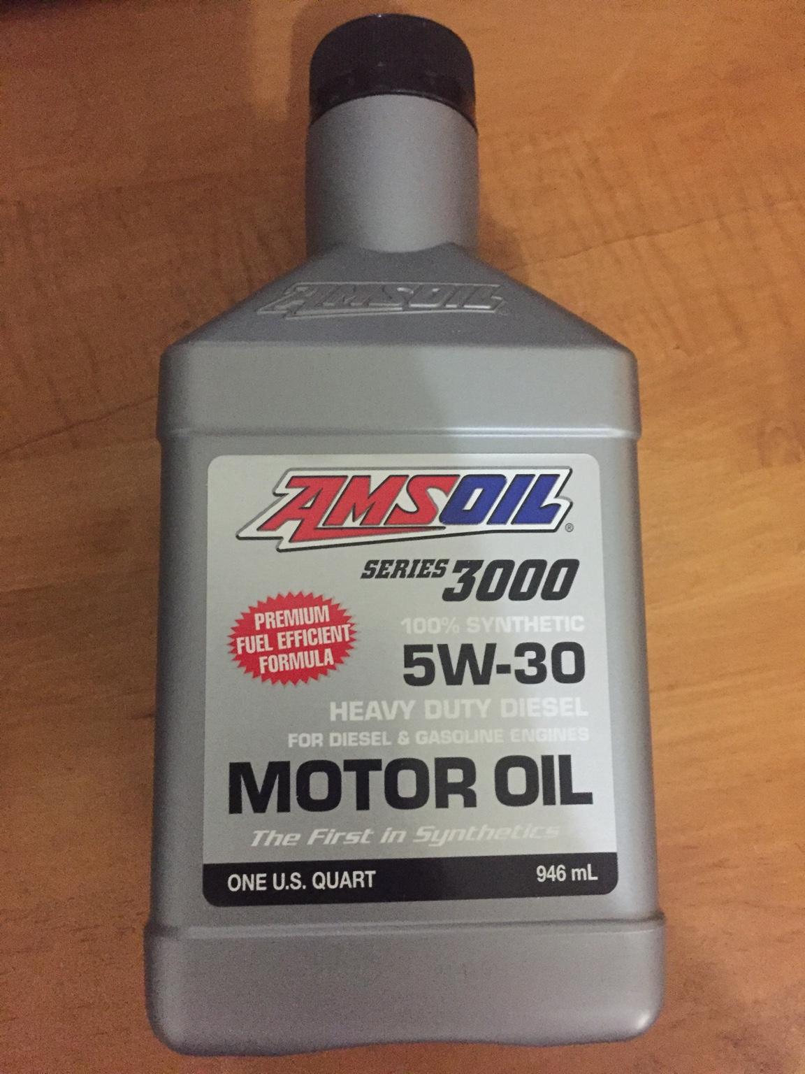 Fs amsoil 5w30 3000 series synthetic heavy duty diesel oil for 5w30 motor oil sale