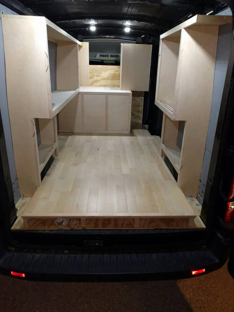 Cargo Van Interior Panel Liner Kits Ford Transit Usa Forum