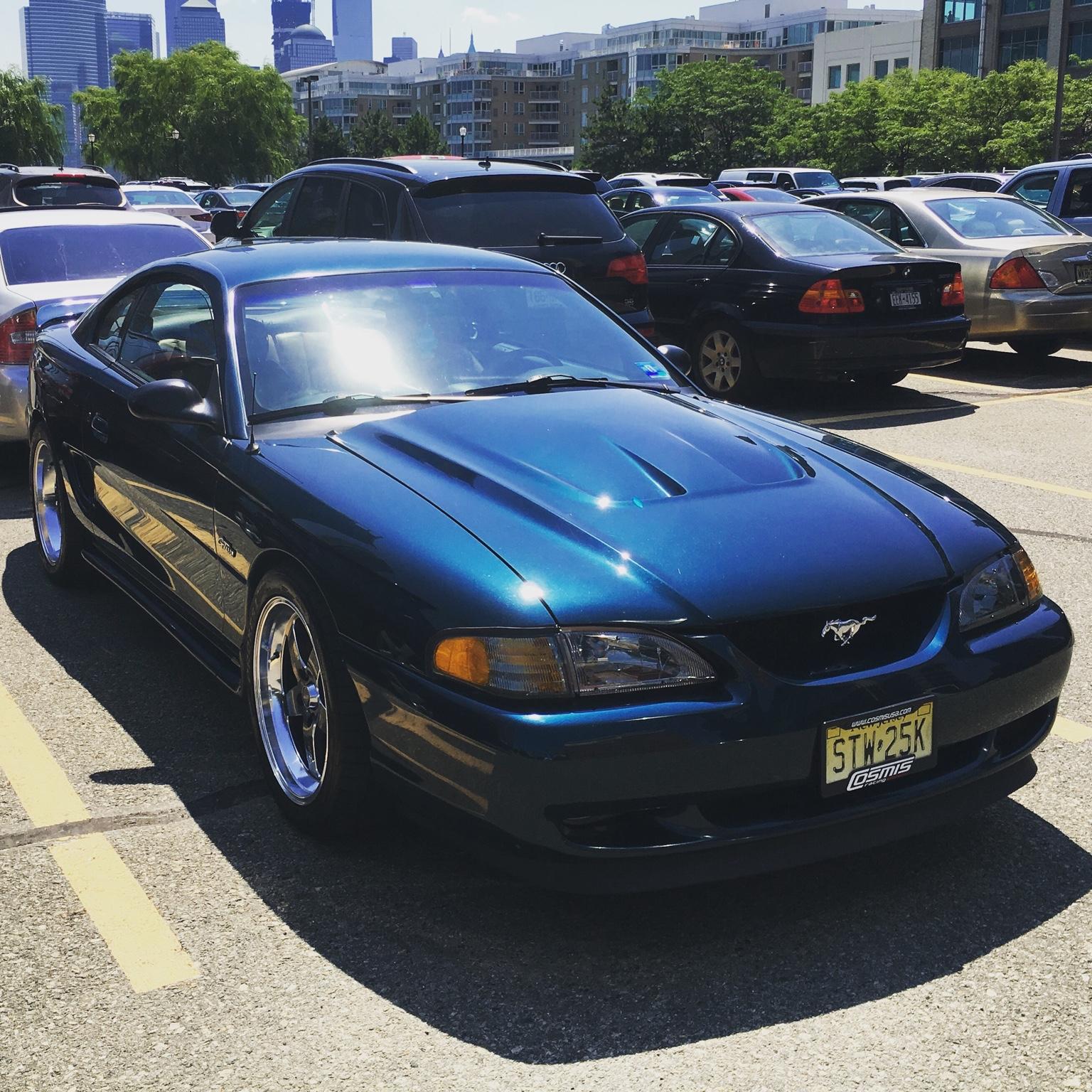 My DFG 96 GT