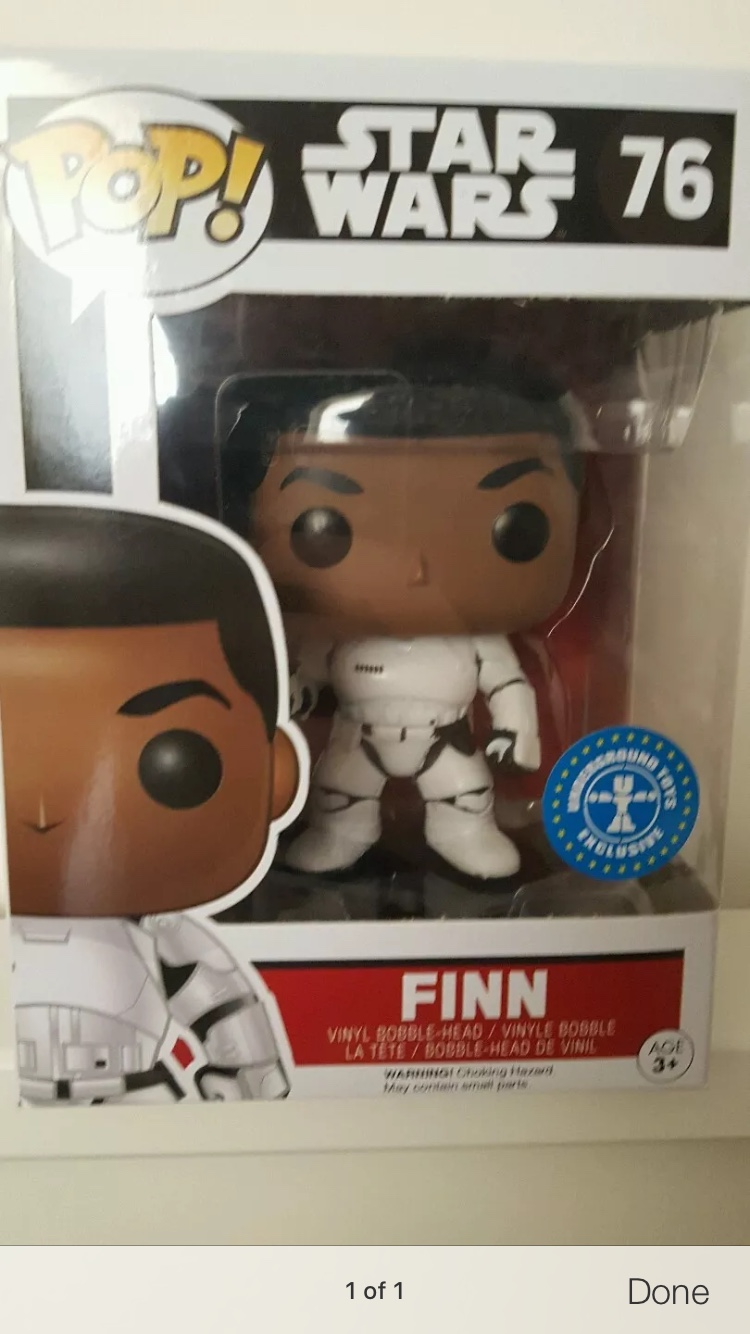 Fake Funko Pop Figures