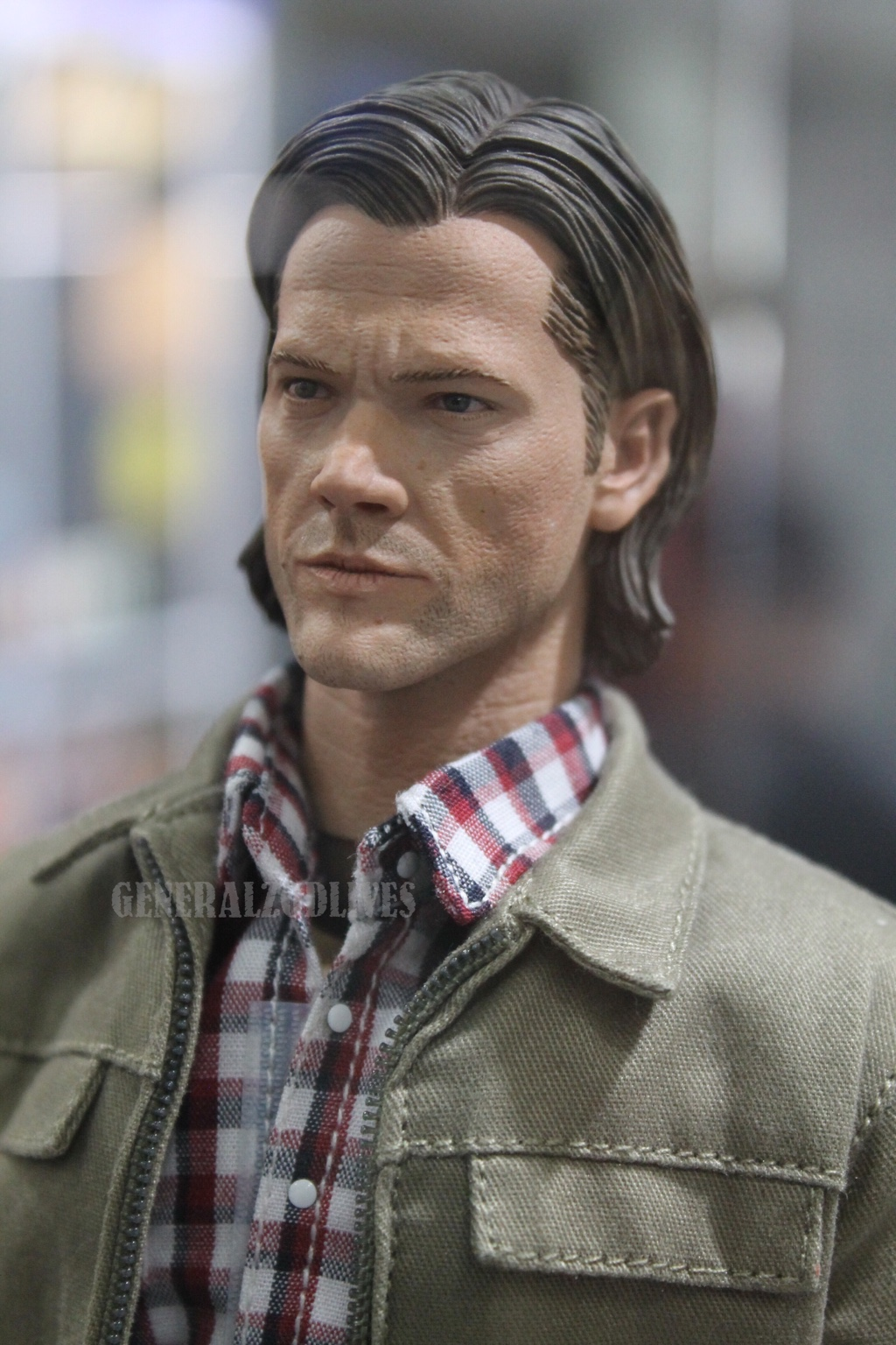 Qmx Supernatural Dean Winchester 16th Archive Sideshow Freaks