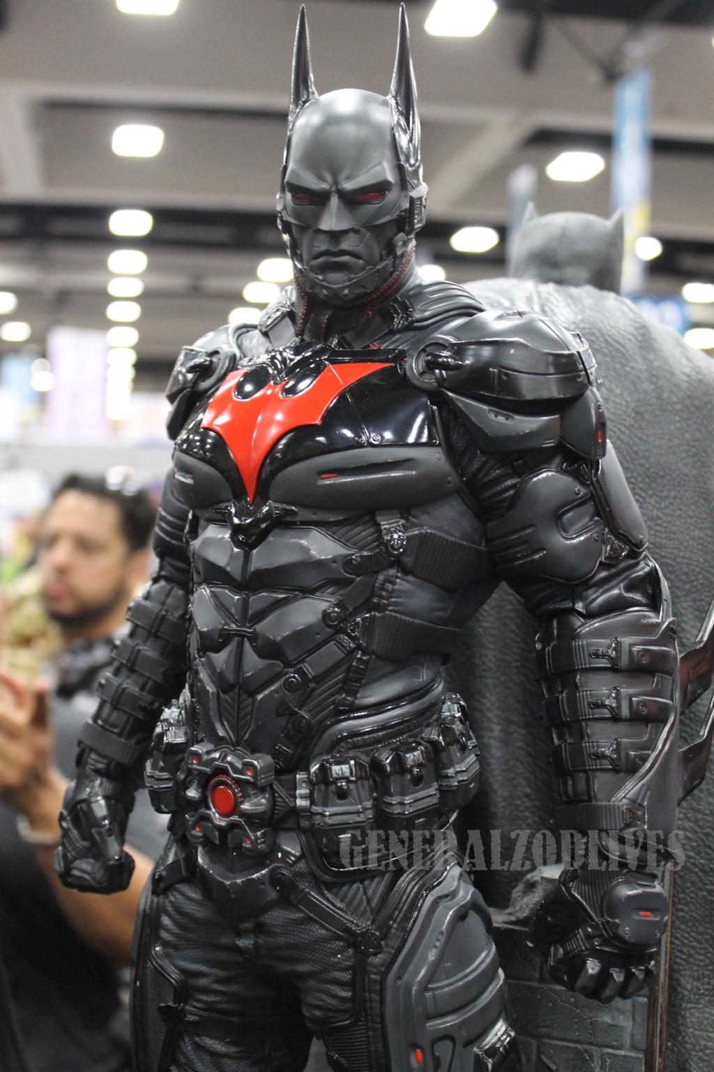 1 3 Batman Beyond Arkham Knight Prime 1 Studios Archive Statue
