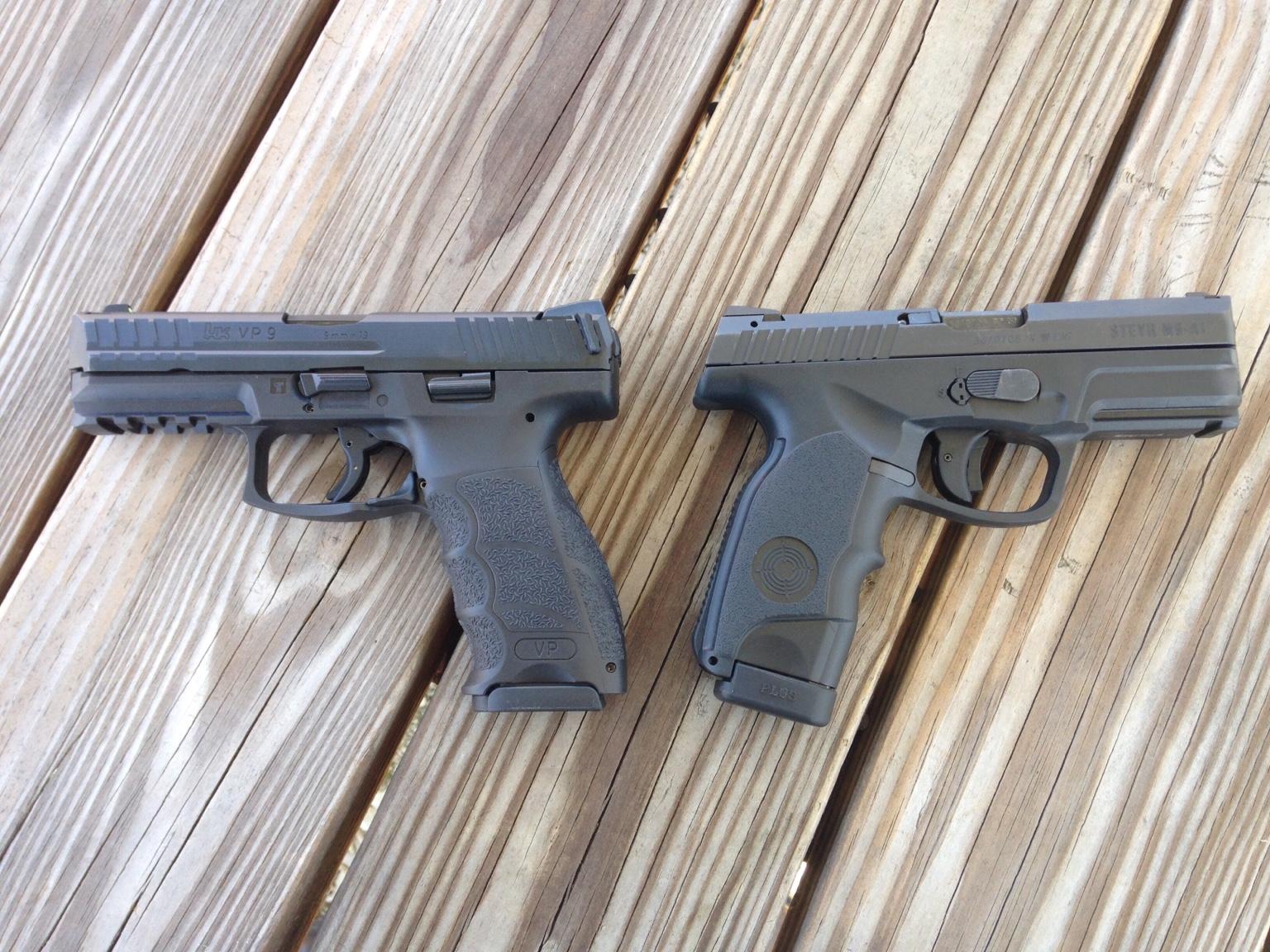 Steyr handguns? [Archive] - M4Carbine net Forums