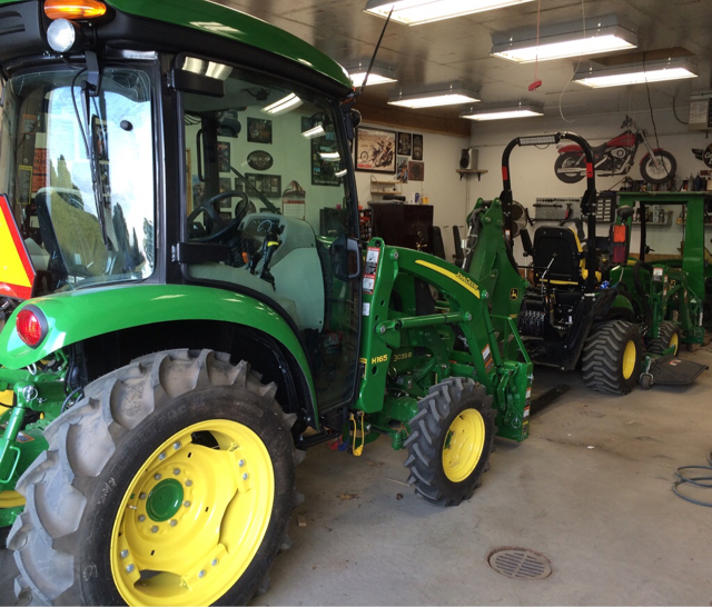 Tractor Fender Flares : With fender flares