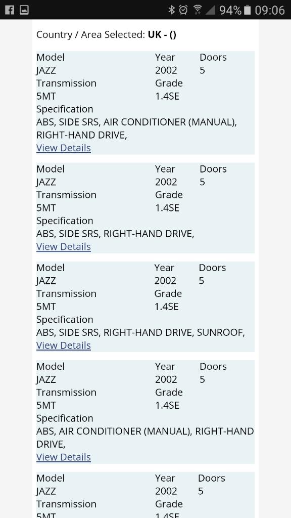 Air Con Compressor Replacement
