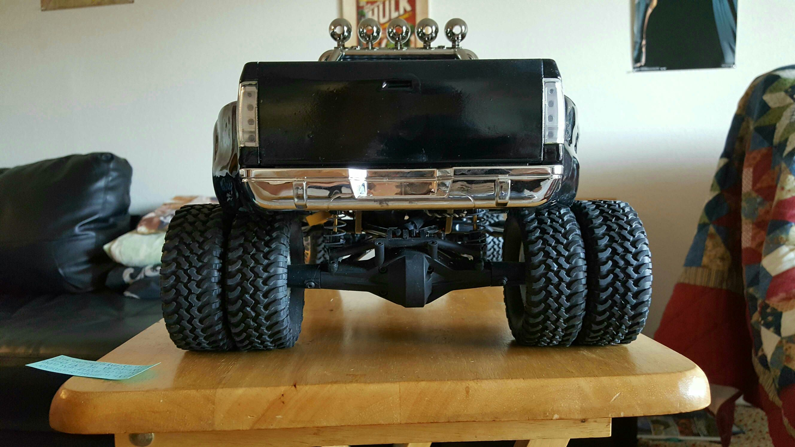 Tamiya f350 dually project | The RCSparks Studio Online ...