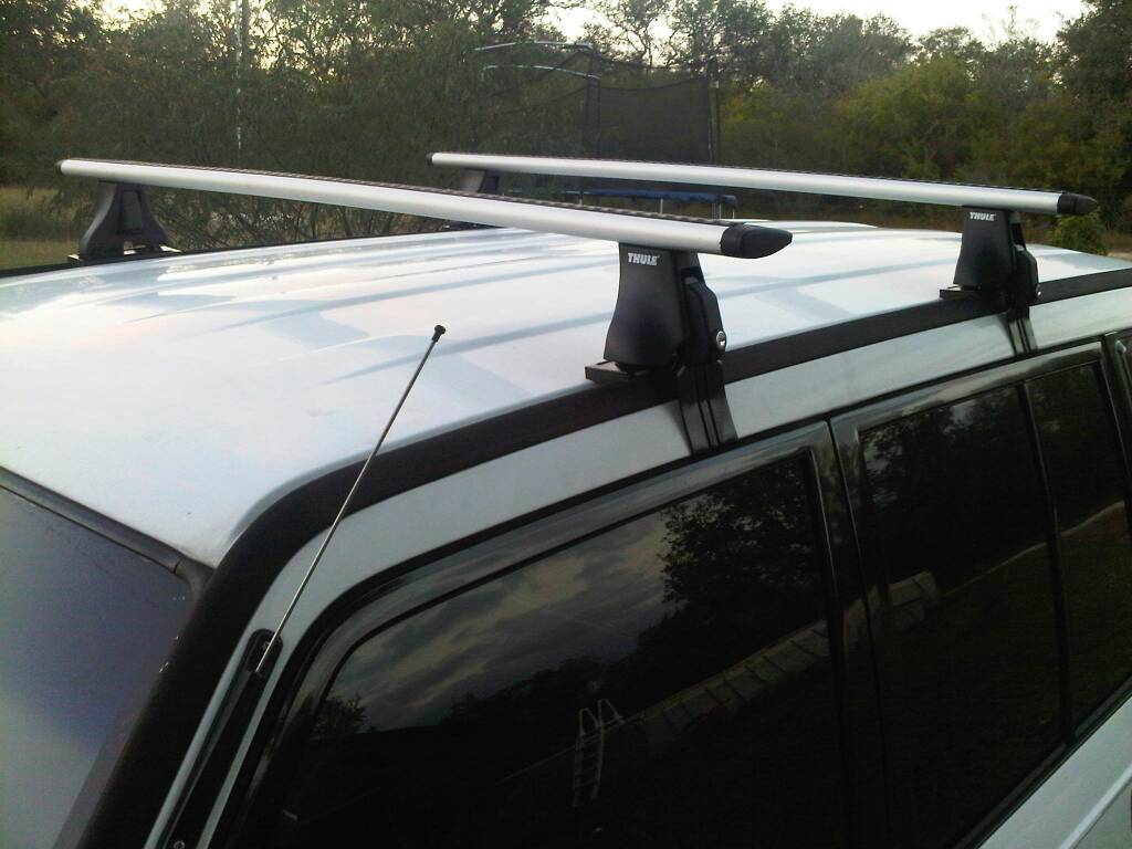 tracker roof racks suzuki forums suzuki forum site. Black Bedroom Furniture Sets. Home Design Ideas