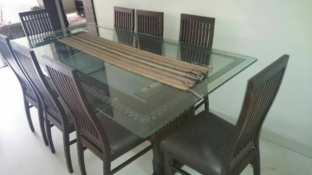 Wts 8 Seater Dining Table Sheesham Non Auto Related Stuff Pakwheels Forums