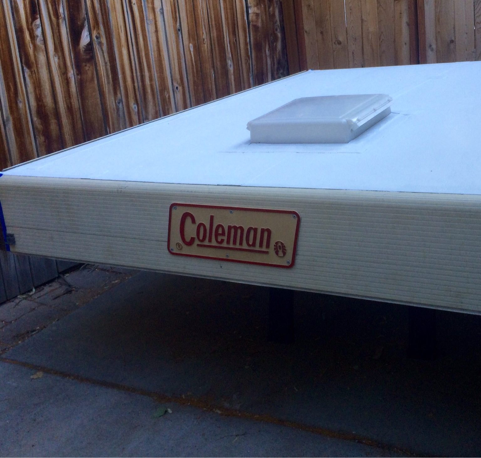 1978 Coleman Rebel Resto Popupportal