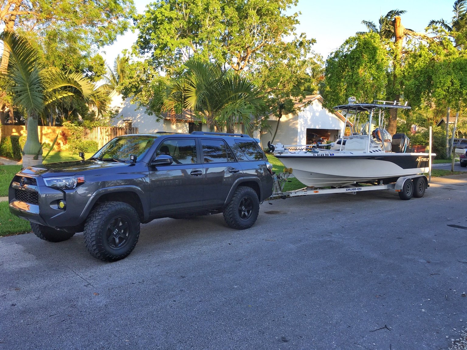 towing experiences with your 5th generation page 9 toyota 4runner forum largest 4runner forum. Black Bedroom Furniture Sets. Home Design Ideas